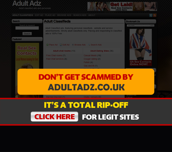 adultadz homepage screenshot