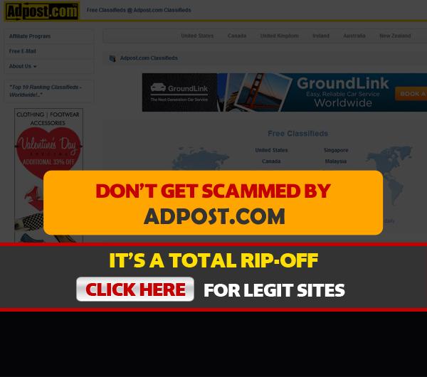 homepage screenshot foradpost