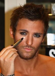 """""""Do not wear dark makeup"""""""